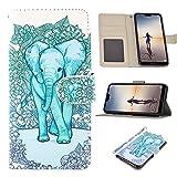 RusseryPek Huawei P20 Lite Case, Huawei P20 Lite Wallet