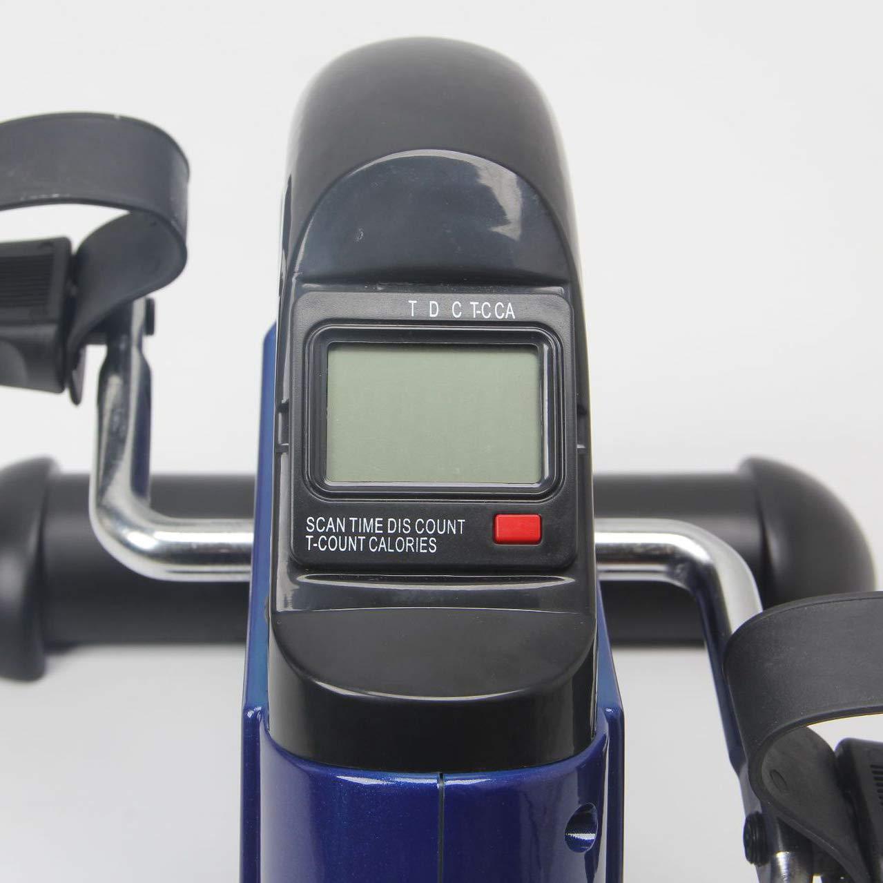 YHSFC Mini Bicicleta estática, Bicicleta estática para el hogar ...