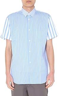 COMME DES GARÇONS SHIRT Luxury Fashion Mens S280791 Light Blue Shirt | Spring Summer 20