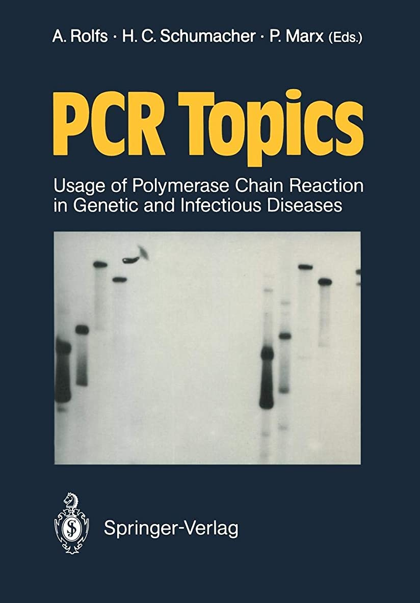 印象的論理第PCR Topics: Usage of Polymerase Chain Reaction in Genetic and Infectious Diseases