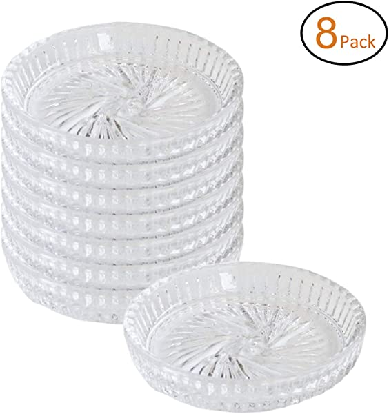 晶莹剔透的风车饮料杯垫或支柱板晶莹剔透的 4 3 直径