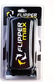 FL!PPER Flipper 2-in-1 Magnetic Aquarium Tank Algae Cleaner Scrubber Scraper