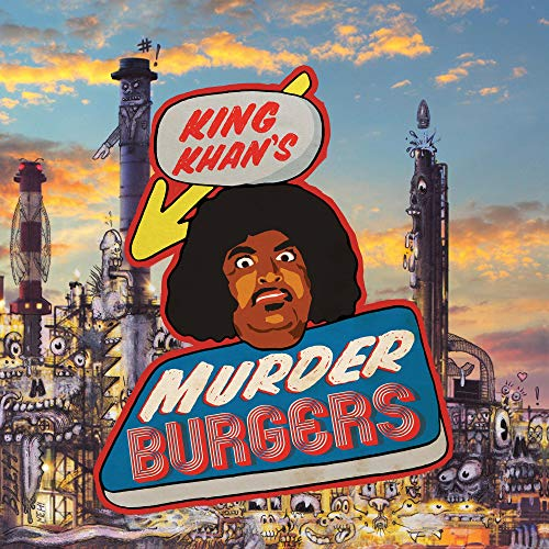 Murderburgers [Disco de Vinil]
