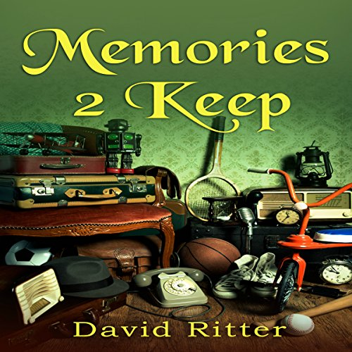 Memories 2 Keep audiobook cover art
