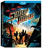 Starship Troopers Trilogy [Blu-ray] by Sony Pictures Home Entertainment by Paul Verhoeven, Phil Tippett Edward Neumeier