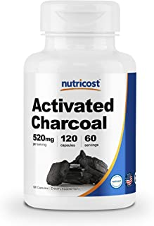 raw activated charcoal