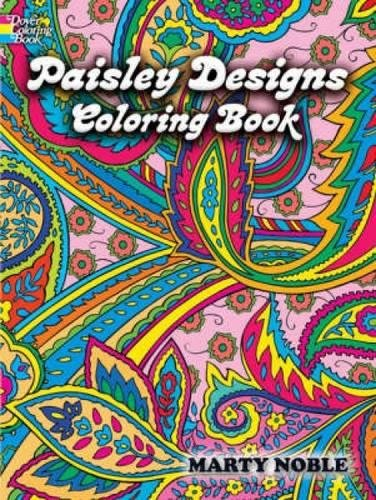 Price comparison product image Paisley Designs Coloring Book (Dover Design Coloring Books)