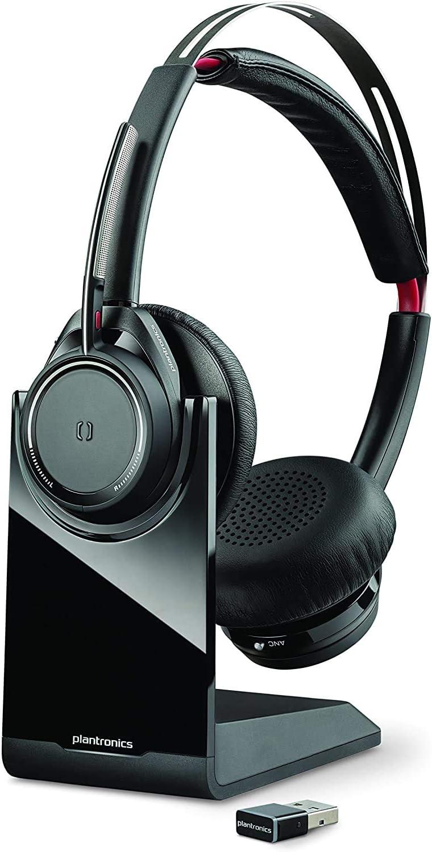 Plantronics 返品交換不可 Voyager Focus UC まとめ買い特価 Bluetooth Pack 202652-101 of USB 3
