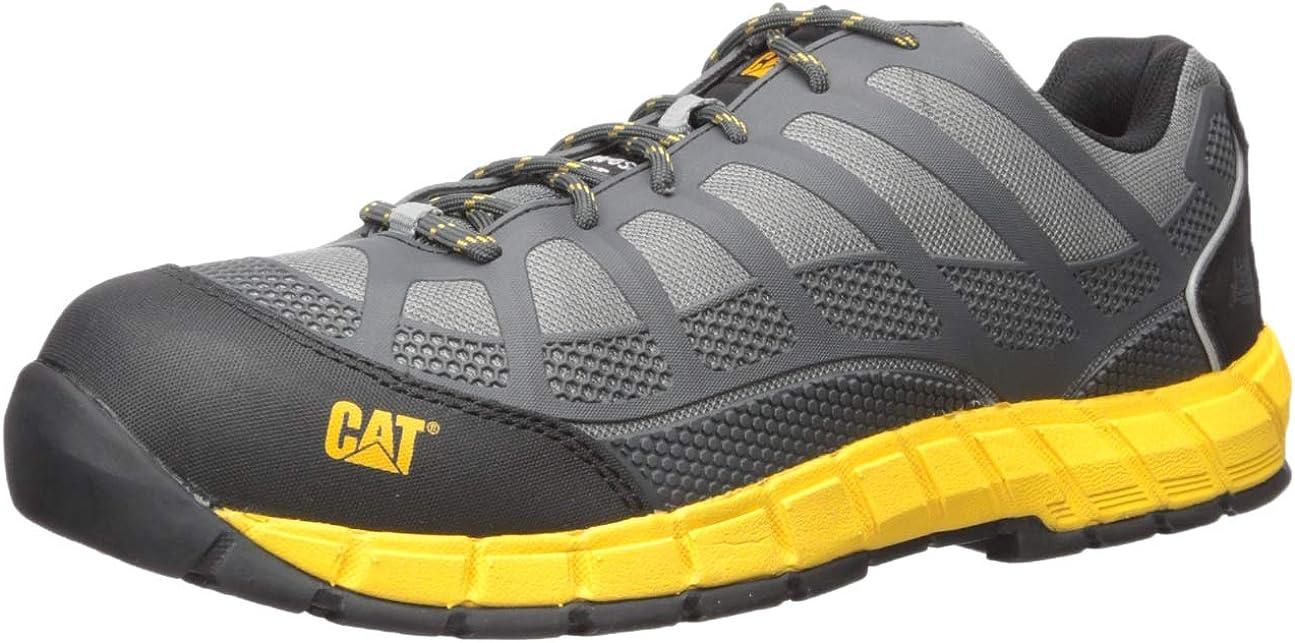 Caterpillar Men's Streamline ESD Max 79% OFF Long-awaited Comp Shoe Toe Work