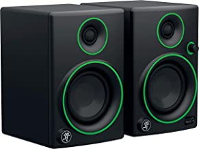 Mackie CR Series CR3 Monitores multimedia de Creative Reference de 3 pulgadas (Pareja), Wired