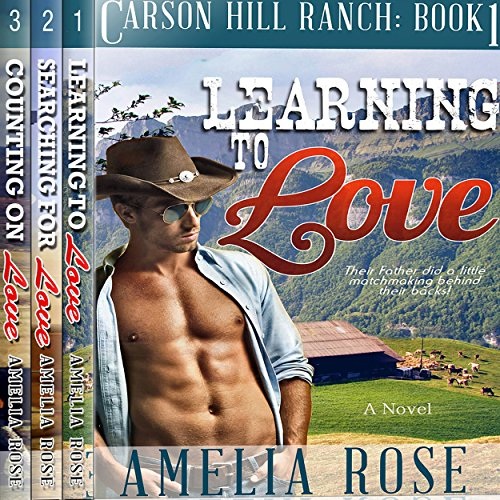Carson Hill Ranch Box Set cover art