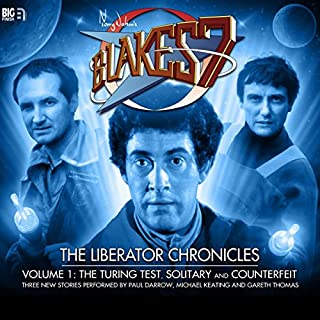 Blake's 7 - The Liberator Chronicles Volume 1 cover art