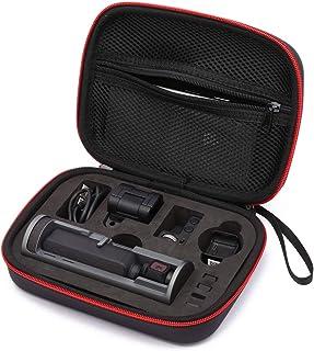 Rantow OSMOポケット用 ビデオカメラキャリングケース - 収納バッグ ハード保護箱 DJI OSMOポケット アクセサリー 用 - 可用収納 充電ケース 拡張キット コントローラーホイール 無線モジュール