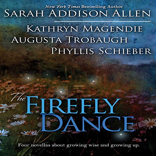 The Firefly Dance audiobook cover art