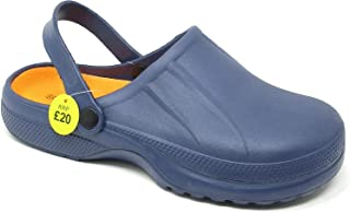sole london Mens Summer Garden Pool Nursing Hospital Clog Mule Beach Rubber Sandals Shoes Slippers