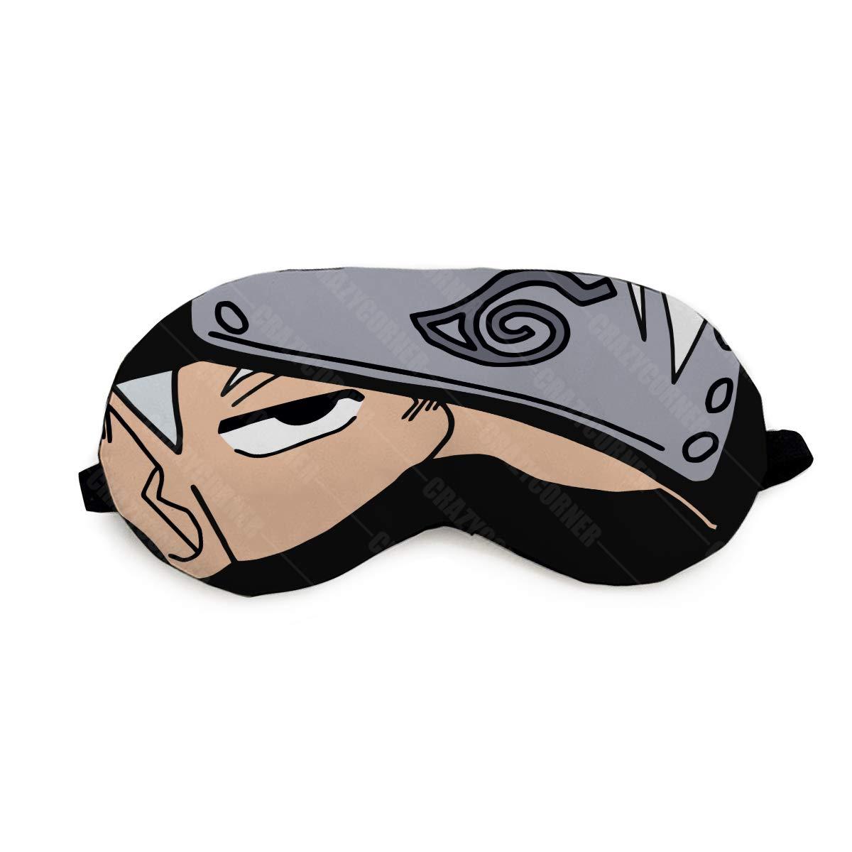 Naruto Anime Printed Eye Mask/Sleep Mask