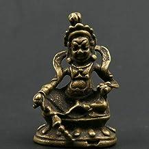 Statues Statue Bronze Buddhism Deity Amulet Exorcise Evil Spirits Statue
