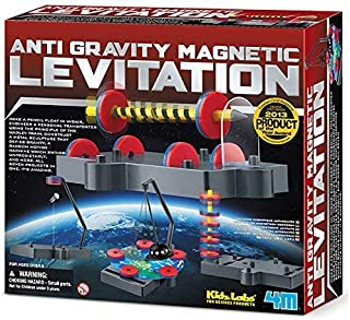 Ggeology Science Kits 4M Anti Gravity Magnetic Levitation Gear Apparel Toys, 2017 Christmas Toys