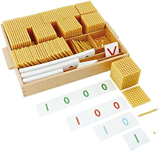 Montessori Wooden math arithmetic bank game teaching aids, addition and subtraction toys, gifts for children