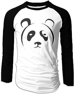 Men's The Pandas Friend O-Neck Raglan Tshirt