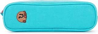 BT21 Official Merchandise by Line Friends - SHOOKY Stitch Pencil Case, Green