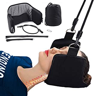 Hammock for neck ,The head Hanger Portable Cervical for Relieving Pain and Relaxing Stress