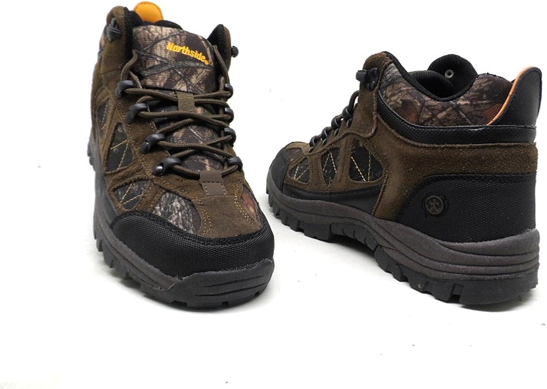 Northside Caldera Men's Brown Camo Outdoor shoes 8.5M