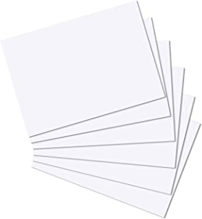 wei/ß Karteikarten liniert A7 25 inkl nass abwischbar wiederbeschreibbar Moderationskarten wiederverwendbar immerw/ährend Stift