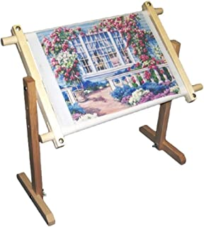 Frank A. Edmunds Adjustable Lap & Table Stand with Scroll Frame, 5850