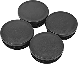 Frame Tube Hole Plugs, Rear Wheel Well Frame Tube Hole Cap for 1999 - 2018 Chevy Silverado 1500 & 1999-2018 GMC Sierra 1500 Rear Wheel Well Hole Cover Cap - Anti-Whistle Truck Bed Plugs FP001HP