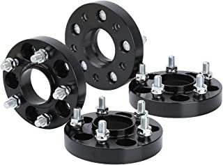 KSP 5X110 to 5x110 Wheel Spacers for Jeep Renegade, Thread Pitch M12x1.5 Hub Bore 65.1mm Forged Hub Centric Spacer 25mm, 2 Year Warranty