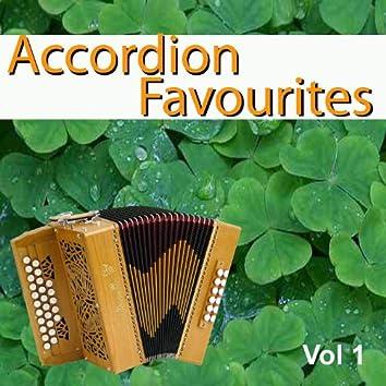 Accordion Favourites, Vol. 1