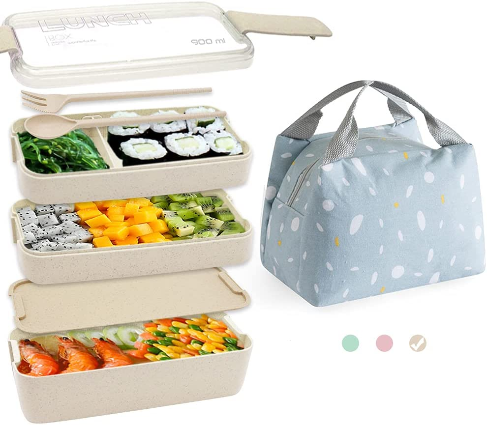 SITAKE Bento Memphis Mall Box and Lunch for Bag S with Kids Come 1 year warranty
