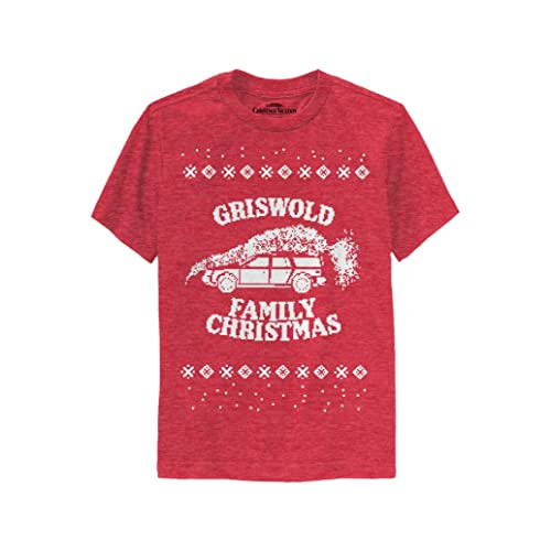 167e6f06507 Ripple Junction National Lampoon s Christmas Vacation Griswold Youth T-Shirt