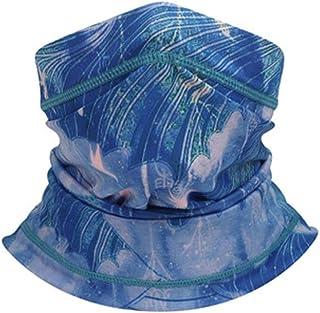 MITCOWBOYS Multifunctioanal Face Covering Summer UV Protection Neck Gaiter Scarf Sunscreen Breathable Bandana