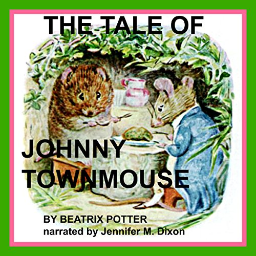 The Tale of Johnny Town-Mouse Titelbild