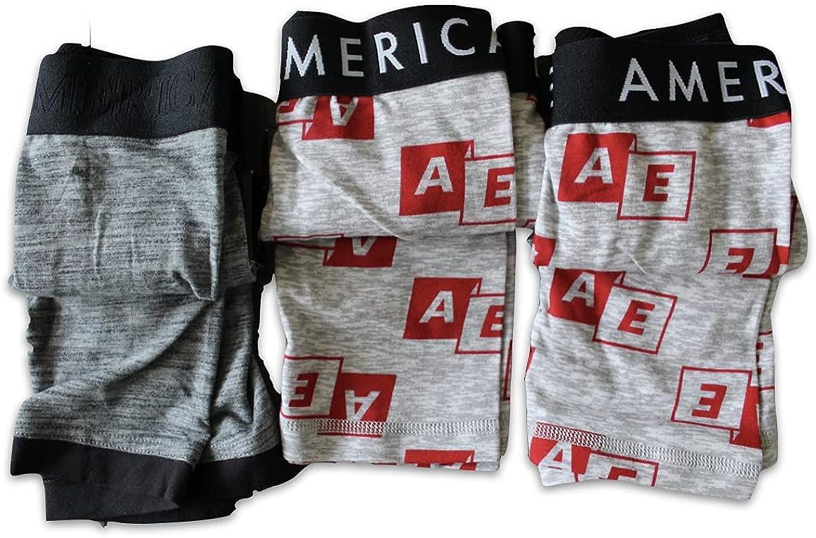 American Eagle AE Men's 3 Pair 6