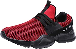 Road Running Shoes Fashion Outdoor Sneakers Breathable Gym Athletic Tennis Shoes Men Work Shoe