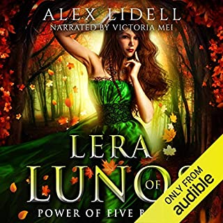 Lera of Lunos cover art