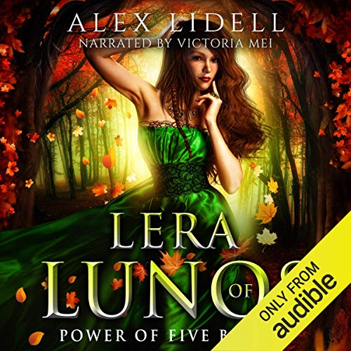Power of Five Book 4 Lera of Lunos