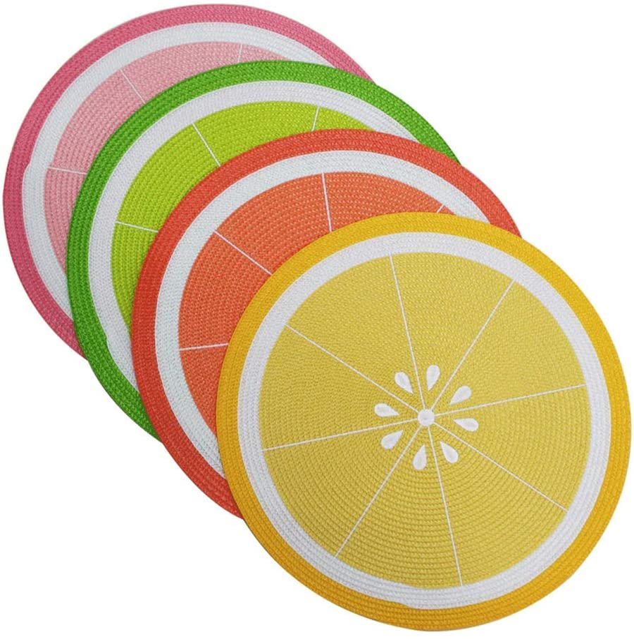 Celebrate Summer Together Deluxe Lemon Orange Sli Watermelon Fruit 2021 new Lime
