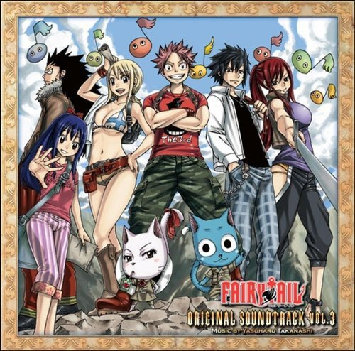 Price comparison product image Fairy Tail 3