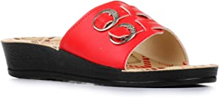 Coolers (from Liberty) Men's Black Hawaii House Slippers