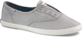 Keds Women's Chillax Washed Laceless Slip-On Sneaker