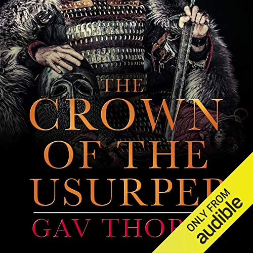 The Crown of the Usurper audiobook cover art
