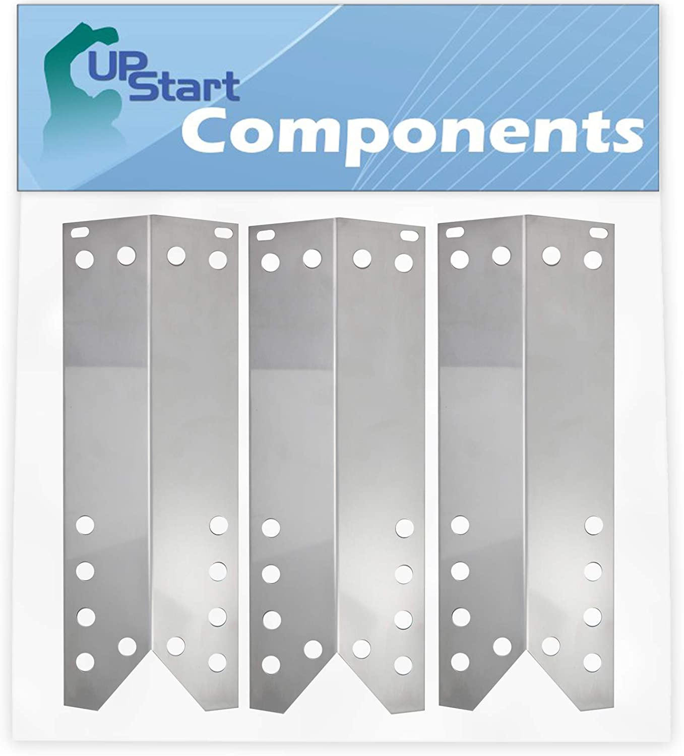 3-Pack Discount is also underway BBQ Grill Heat Shield Plate Ne Parts Tent Replacement Super sale period limited for