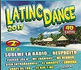 Latino Dance 2017 - 2CD,S SÚBEME LA RADIO, DESPACITO,FELICES LOS 4, Vente pa ca, la bicicleta.. ETC 40 éxitos-cover
