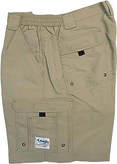 Bimini Bay Outfitters Men's Boca Grande II with BloodGuard Nylon Short