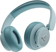 boAt Rockerz 450 Pro Bluetooth On Ear Headphone with Mic Aqua Blue