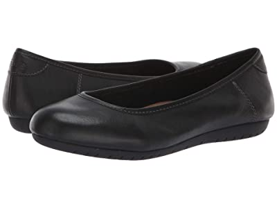 Taos Footwear Rascal (Black Leather) Women
